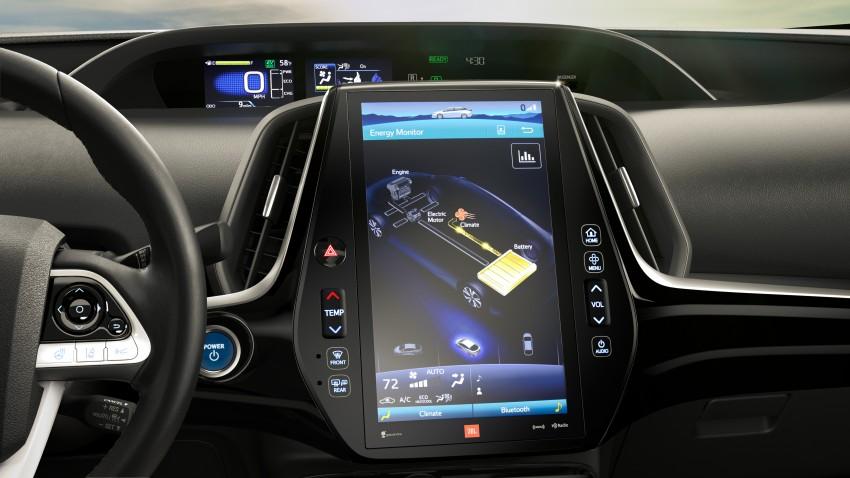 2017 Toyota Prius Prime plug-in hybrid – 1.4 l/100 km! Image #465587