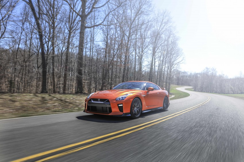 2017 Nissan GT-R shown – more premium, more power Image #465776