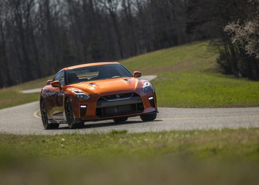 2017 Nissan GT-R shown – more premium, more power Image #465780