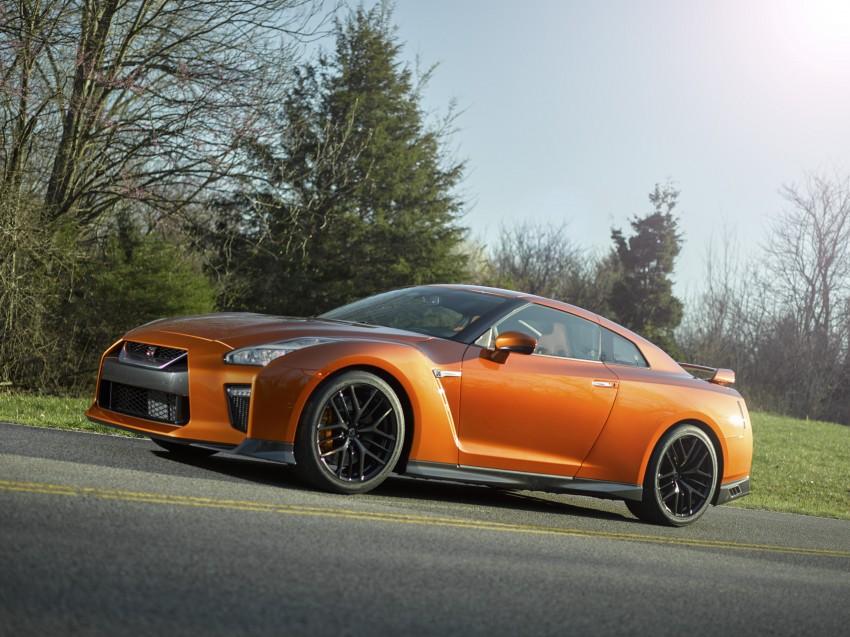 Nissan GT-R 2017 – Lebih premium, lebih berkuasa Image #466077