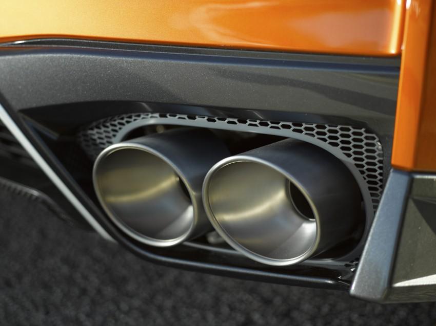 2017 Nissan GT-R shown – more premium, more power Image #465797