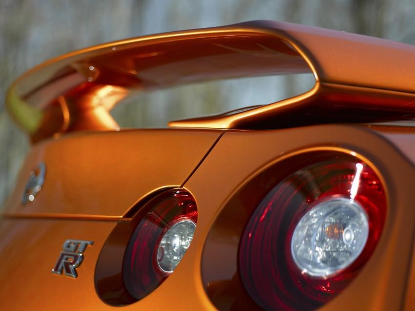 Nissan GT-R 2017 – Lebih premium, lebih berkuasa Image #466082