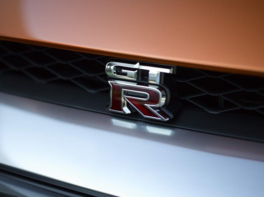 2017 Nissan GT-R shown – more premium, more power Image #465900