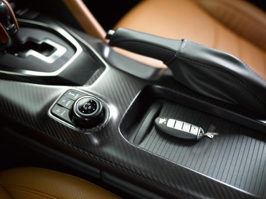 2017 Nissan GT-R shown – more premium, more power Image #465907
