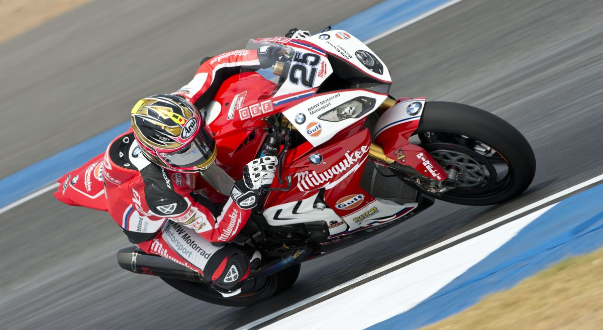 BMW not interested in MotoGP, says Motorrad CEO