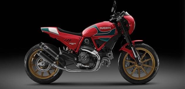2106 Ducati Scrambler Mike Hailwood Edition - 12