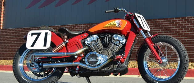 2106 Indian Project Scout - 21