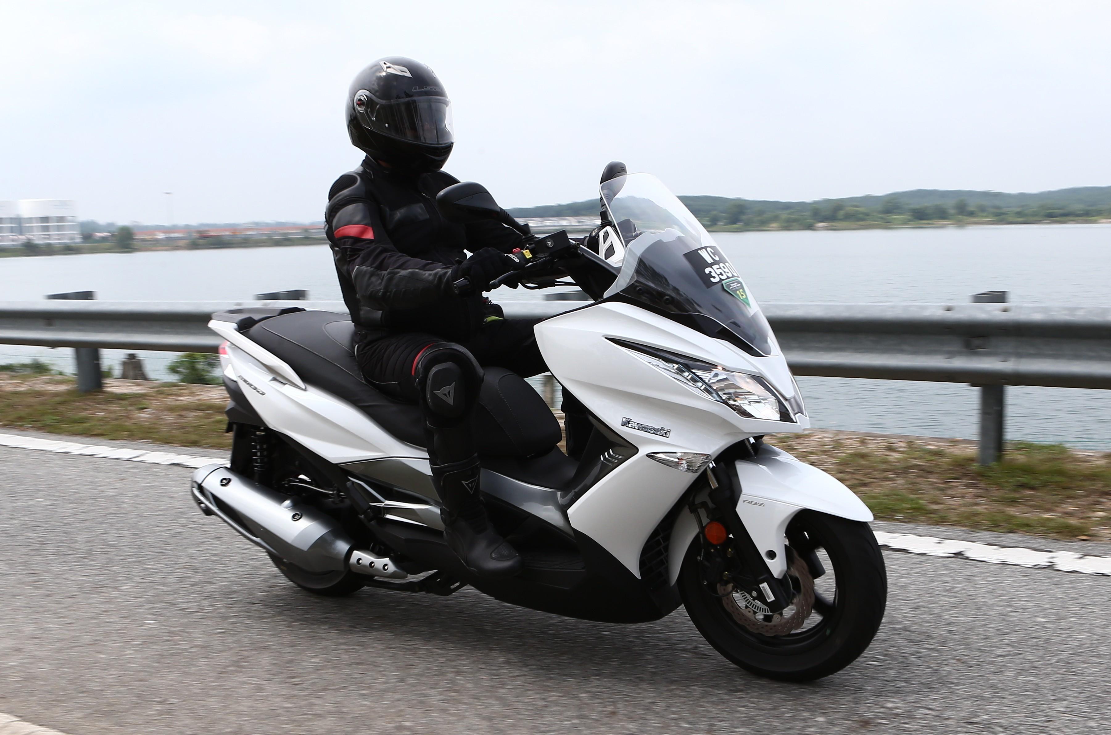 Kawasaki Scooter Malaysia