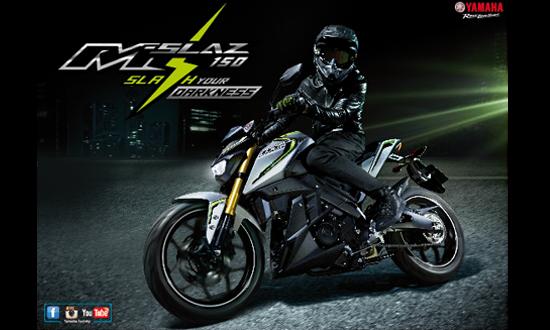 Yamaha M Slaz Thailand