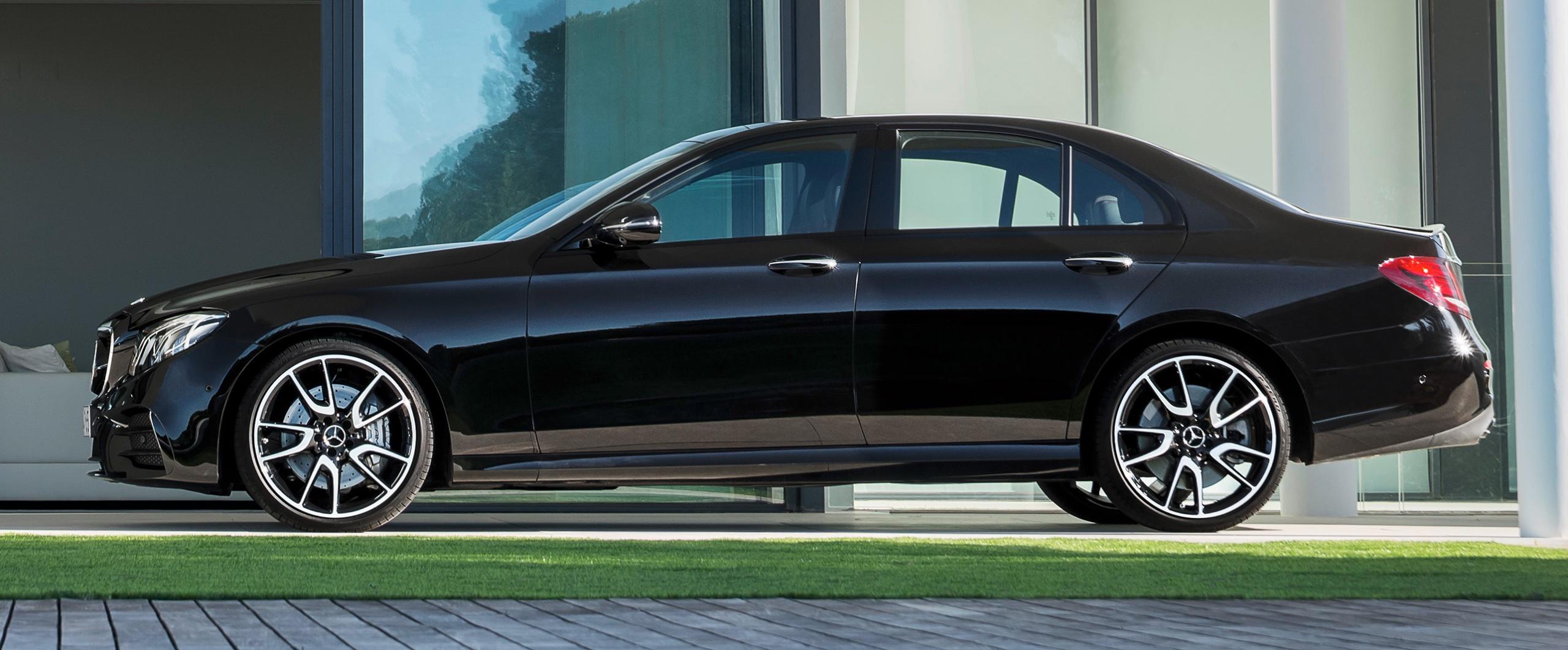 Mercedes amg e43 4matic debuts 401 hp 520 nm image 458860