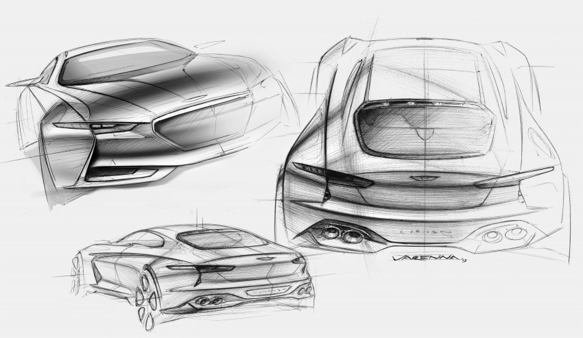 Genesis Ny Concept Future Bmw Rival: Genesis New York Concept Hints At BMW 3 Series Rival Paul