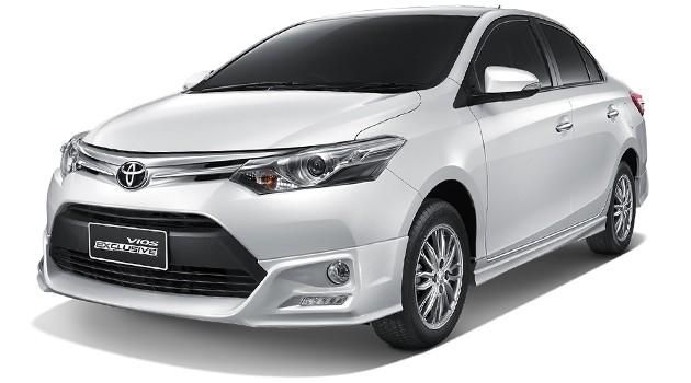Toyota Vios 2016 dengan 1.5L Dual VVT-i, CVT, VSC! Image #455299