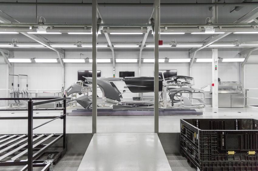 Produksi Honda NSX bakal bermula lewat April 2016 Image #462836