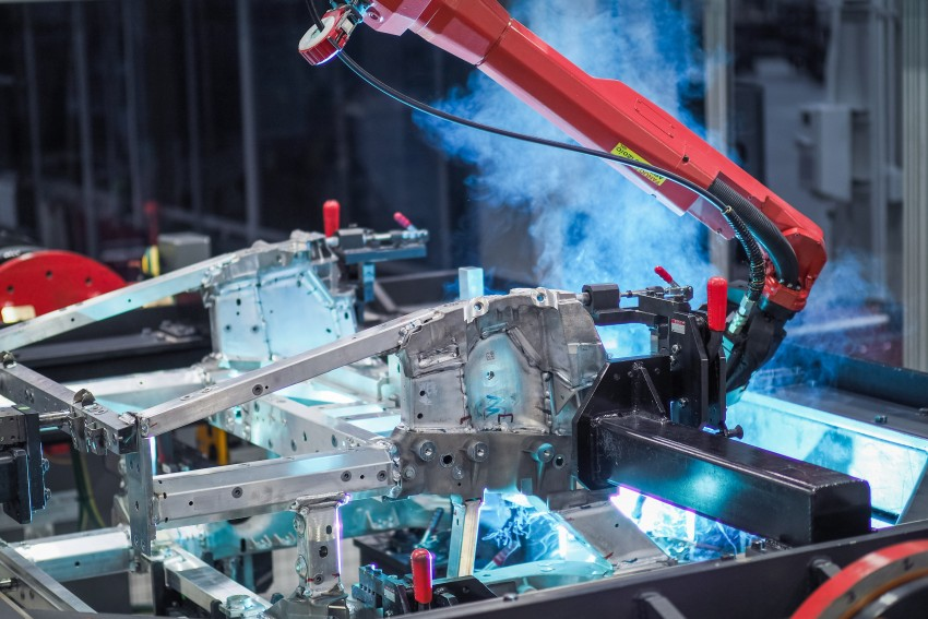 Produksi Honda NSX bakal bermula lewat April 2016 Image #462833