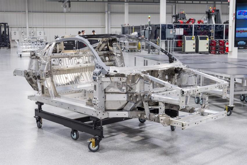 Produksi Honda NSX bakal bermula lewat April 2016 Image #462831