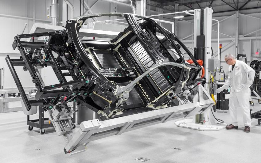 Produksi Honda NSX bakal bermula lewat April 2016 Image #462826