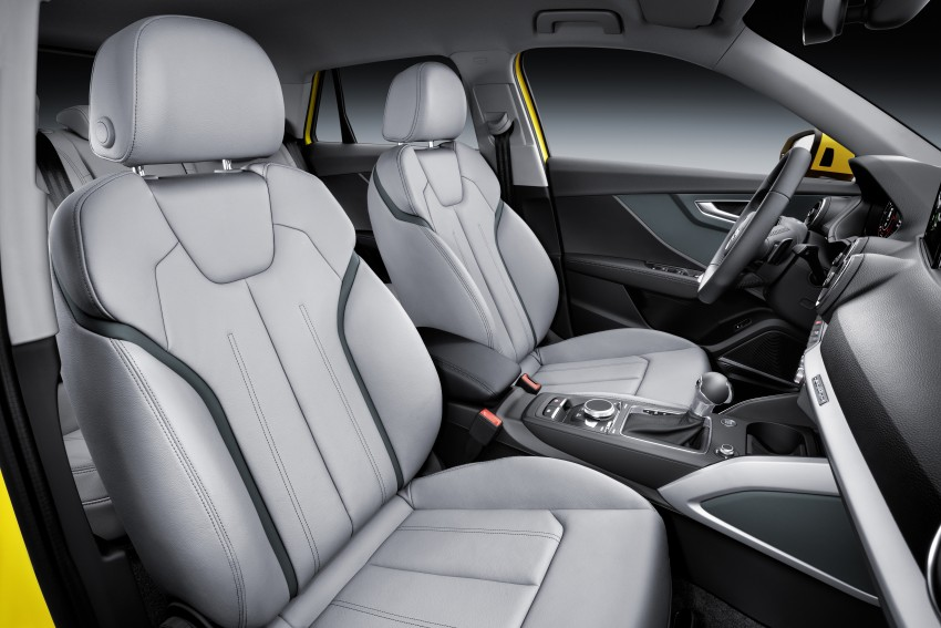 Audi Q2 – new compact crossover debuts in Geneva Image #451952