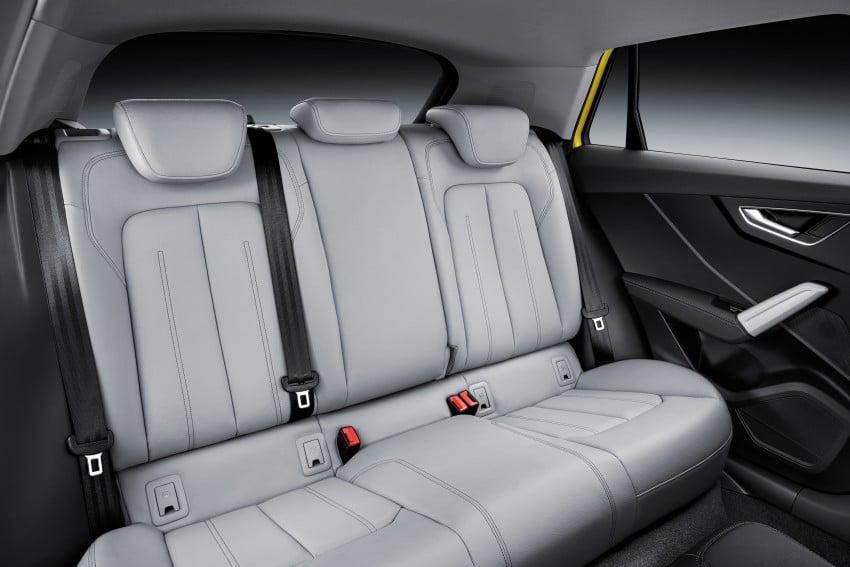 Audi Q2 – new compact crossover debuts in Geneva Image #451951