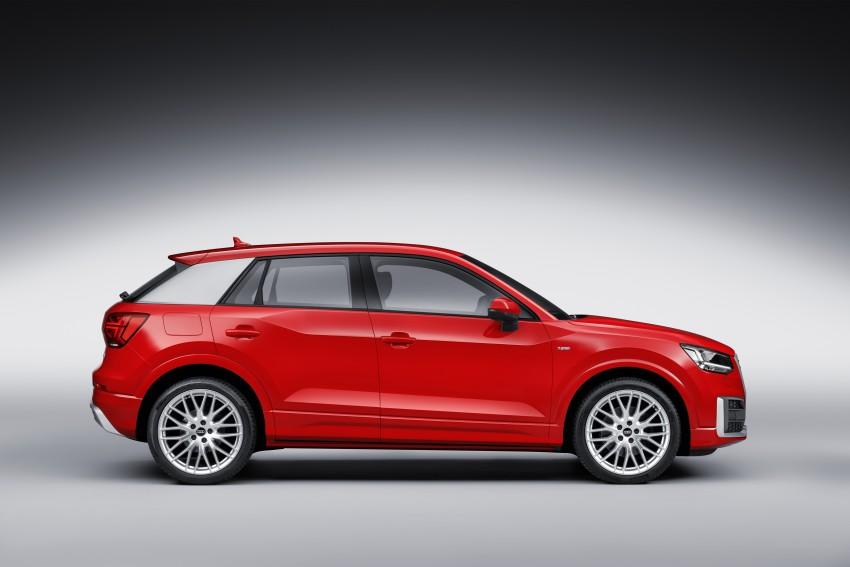 Audi Q2 – new compact crossover debuts in Geneva Image #451940