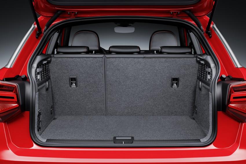 Audi Q2 – new compact crossover debuts in Geneva Image #451903