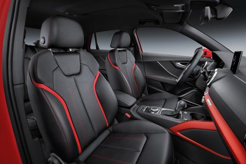 Audi Q2 – new compact crossover debuts in Geneva Image #451888