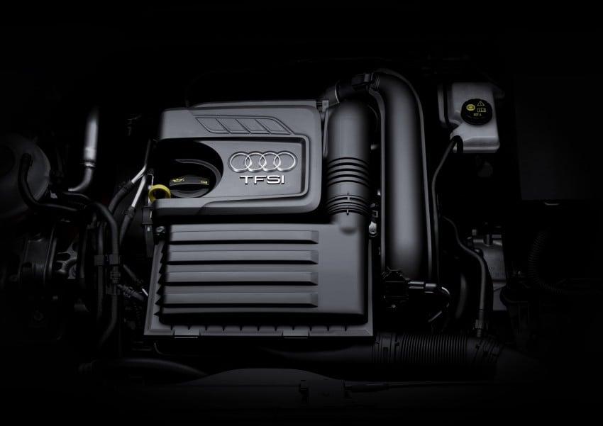 Audi Q2 – new compact crossover debuts in Geneva Image #451884