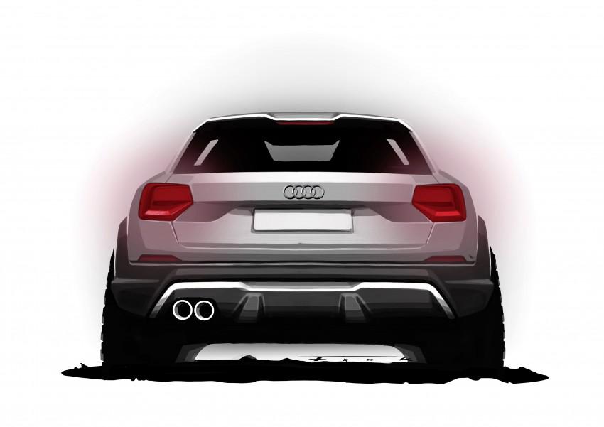 Audi Q2 – new compact crossover debuts in Geneva Image #451859