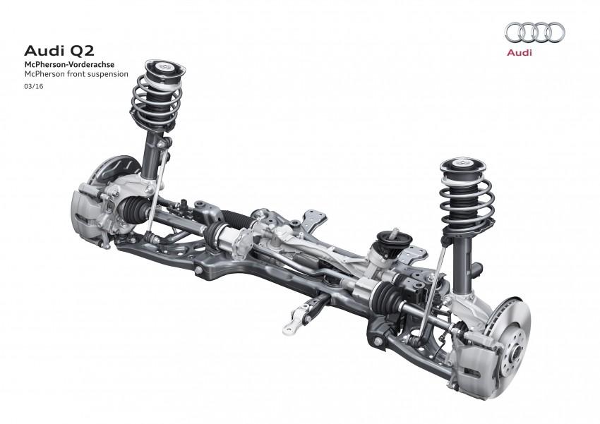 Audi Q2 – new compact crossover debuts in Geneva Image #451840