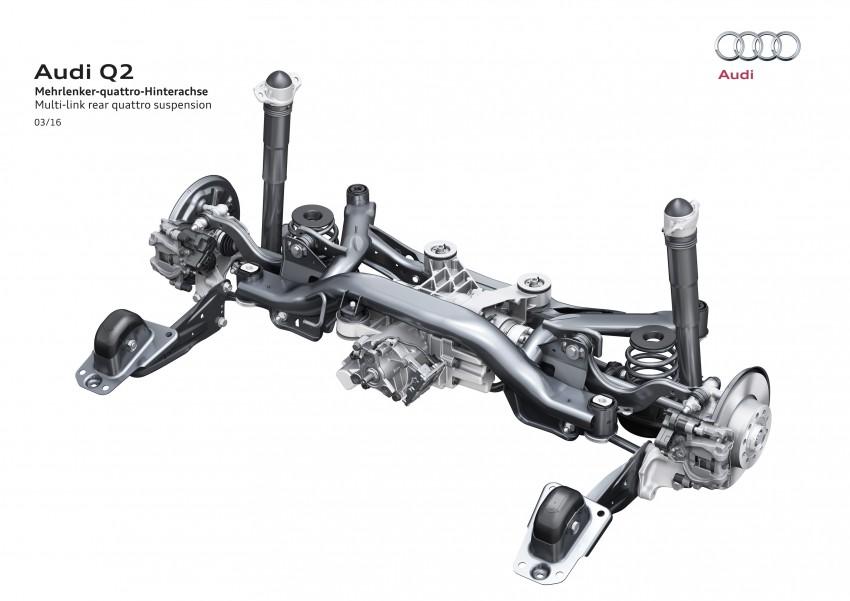 Audi Q2 – new compact crossover debuts in Geneva Image #451839