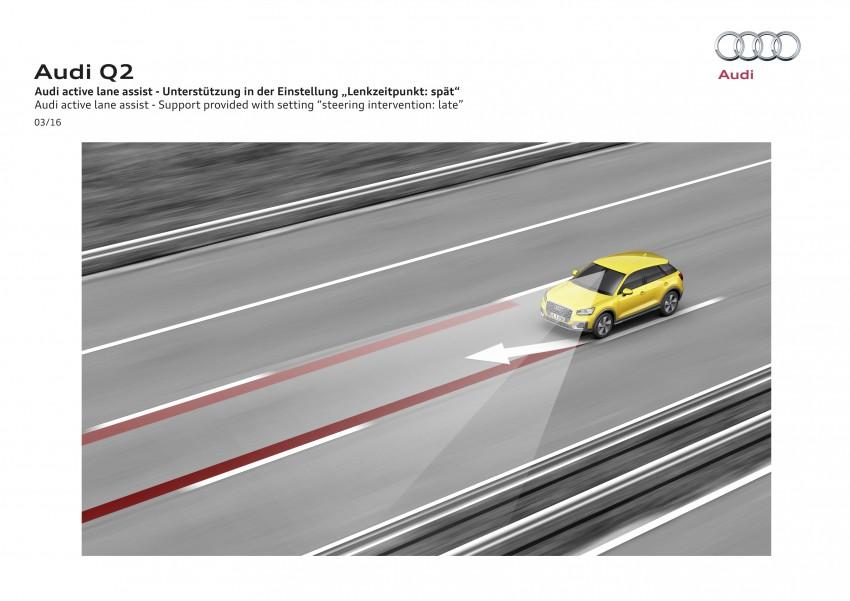 Audi Q2 – new compact crossover debuts in Geneva Image #451837