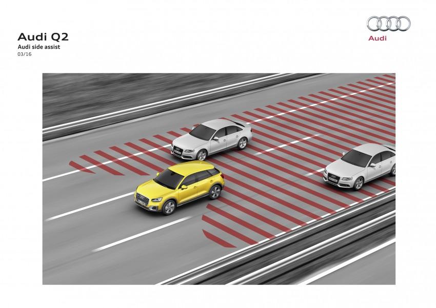 Audi Q2 – new compact crossover debuts in Geneva Image #451835