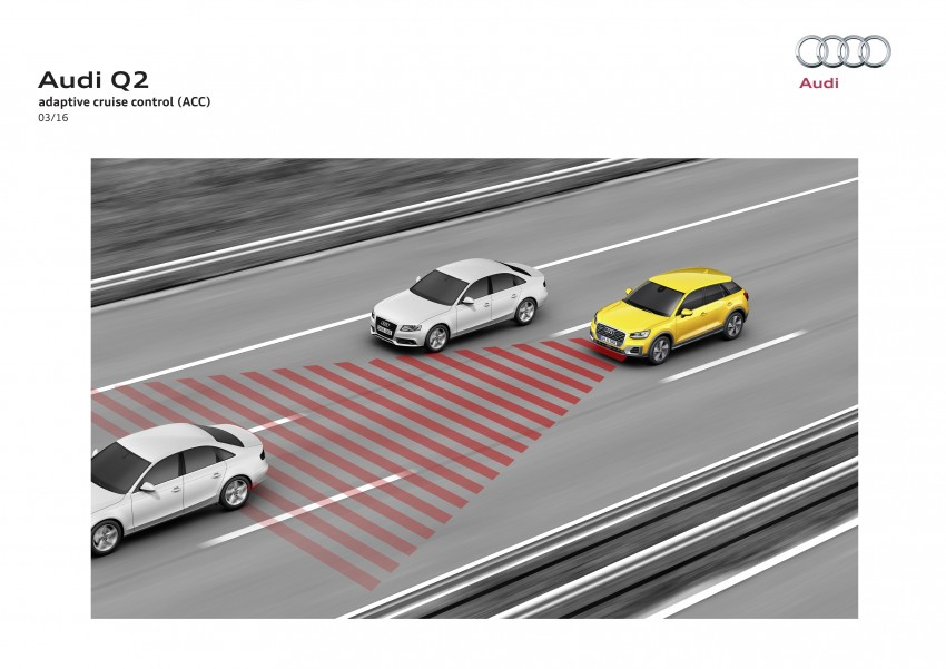 Audi Q2 – new compact crossover debuts in Geneva Image #451834