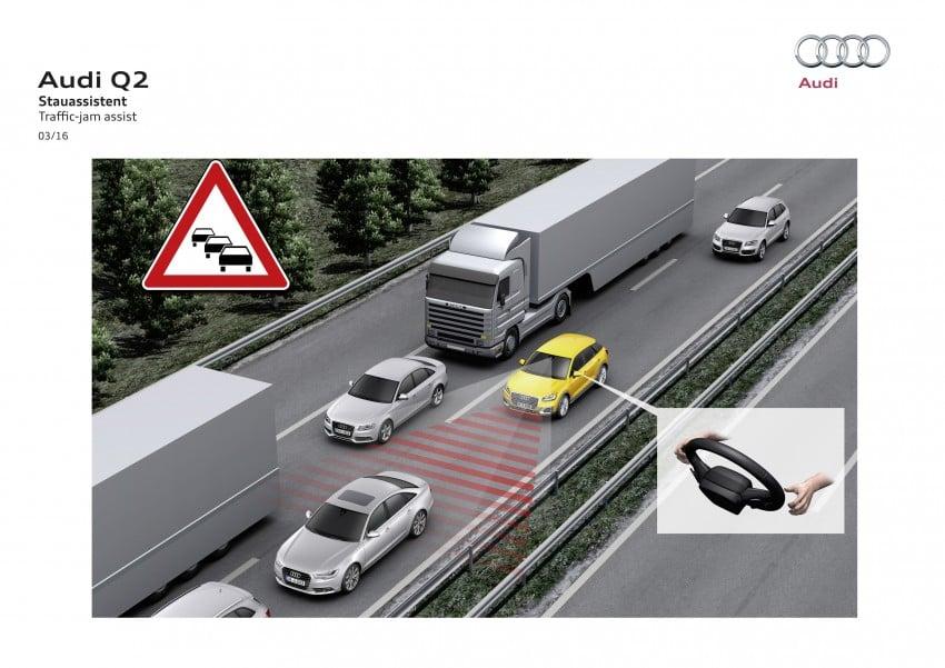 Audi Q2 – new compact crossover debuts in Geneva Image #451832