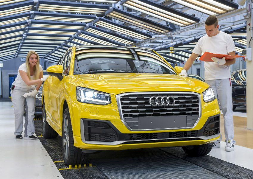 Audi Q2 – new compact crossover debuts in Geneva Image #514766