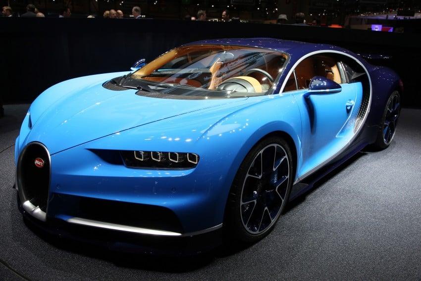 Bugatti akhirnya membuat keuntungan menerusi Chiron – dijual dengan harga sekali ganda dari Veyron Image #455131