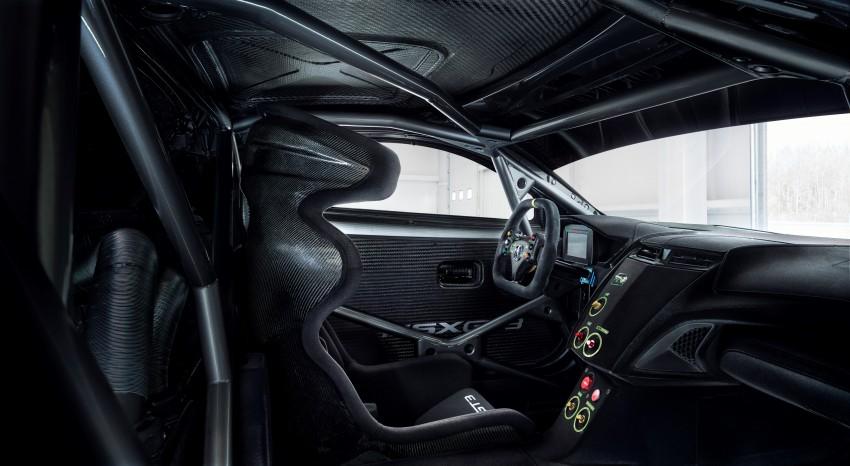 Honda NSX GT3 – petrol rear-wheel drive race car Image #466020