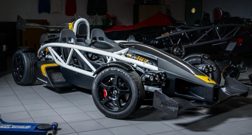 Honda, Ariel renew engine deal – Type R 2.0, Civic 2.4 Image #460875