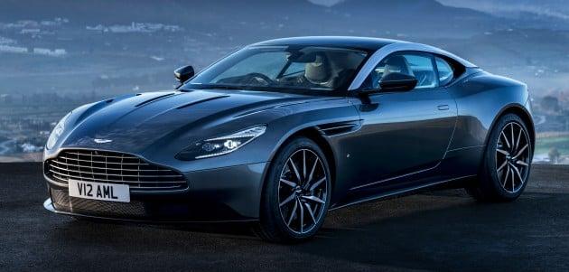 Aston Martin DB11 Geneva debut 2