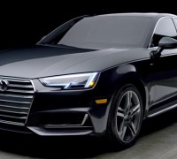 Audi A4 USA video