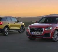 Audi Q2 UK ad