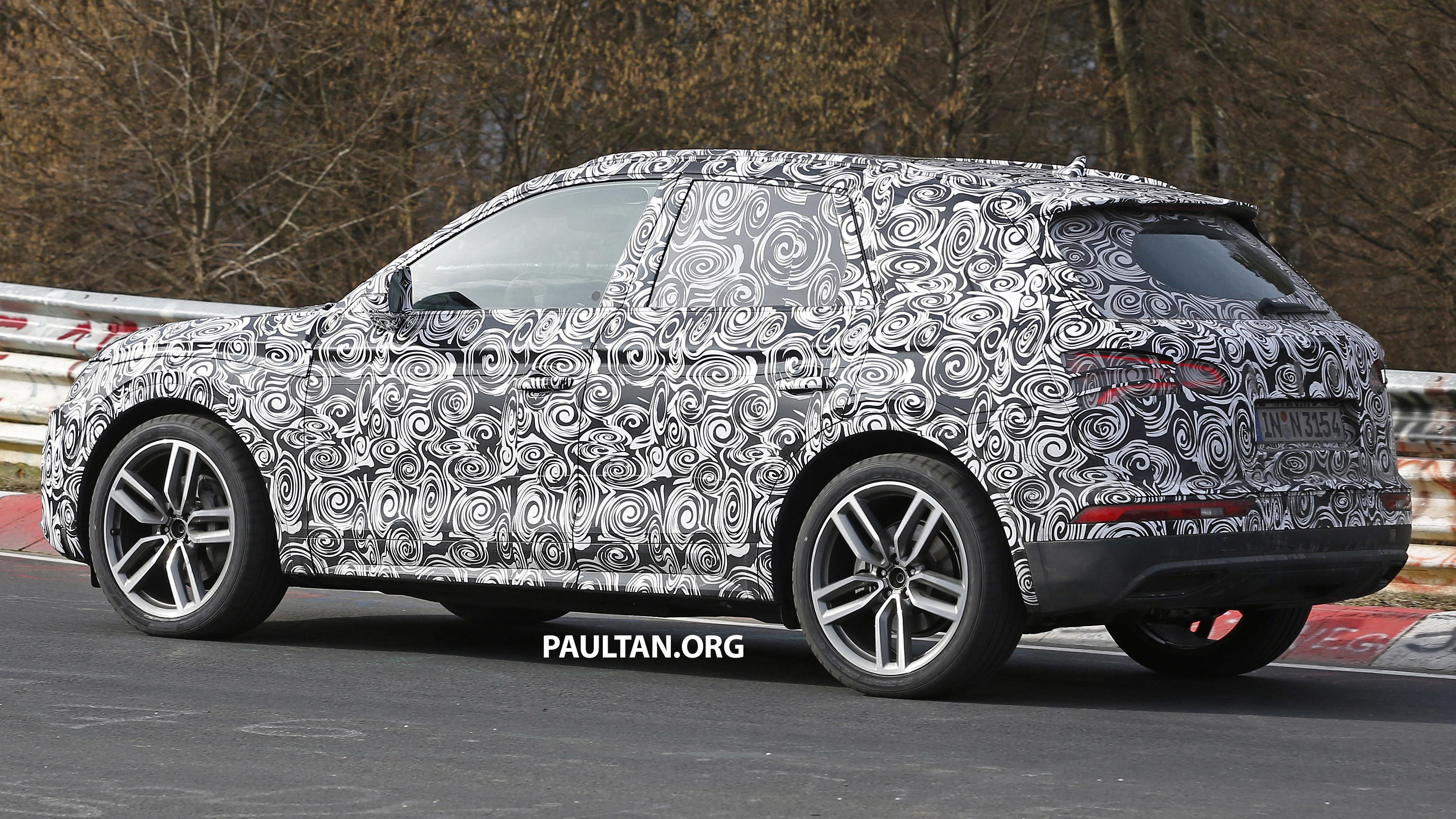 2016 Audi Q5 >> SPYSHOTS: 2017 Audi Q5 peels away some disguise Paul Tan - Image 461488