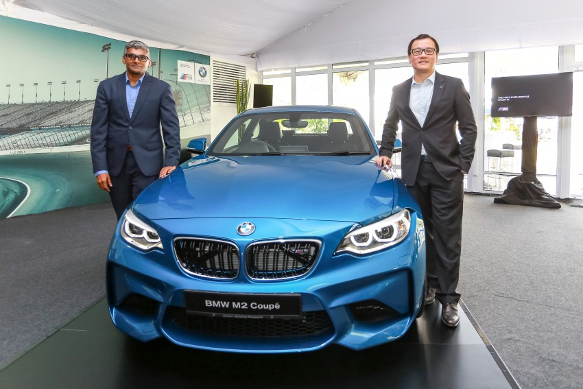 BMW M2 Coupe launched in Malaysia – RM498,800 Image #453385