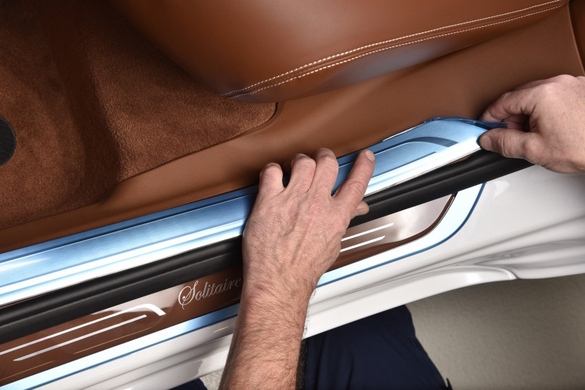 """BMW 7 Series """"Solitaire"""" and """"Master Class"""" editions Image #465030"""