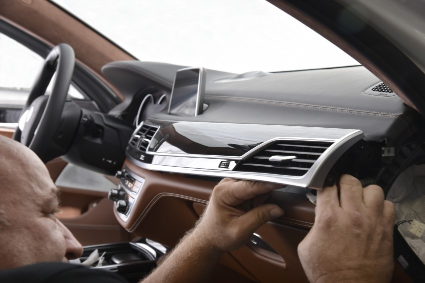 """BMW 7 Series """"Solitaire"""" and """"Master Class"""" editions Image #465038"""