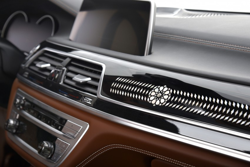 """BMW 7 Series """"Solitaire"""" and """"Master Class"""" editions Image #465042"""