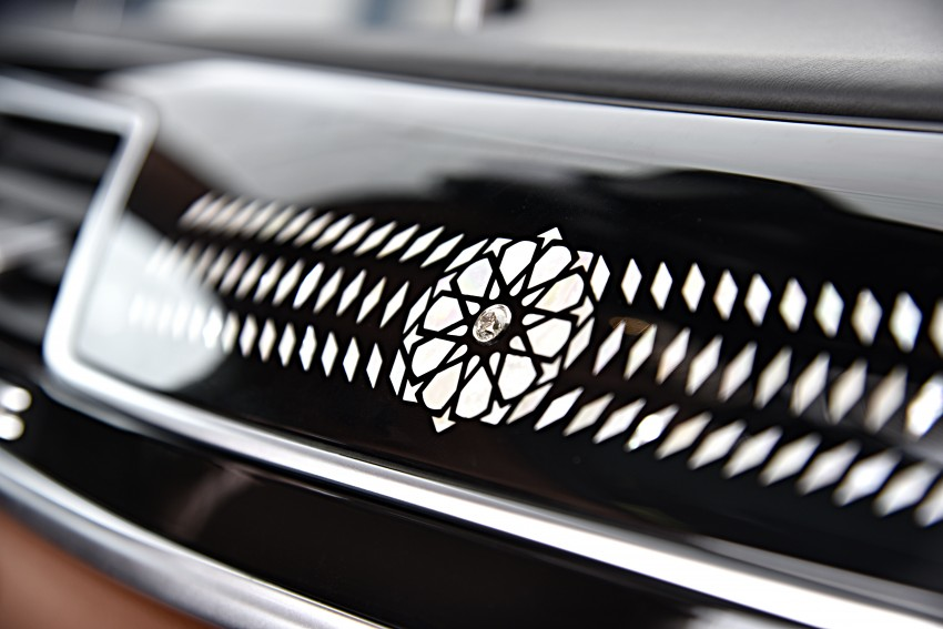 """BMW 7 Series """"Solitaire"""" and """"Master Class"""" editions Image #465043"""
