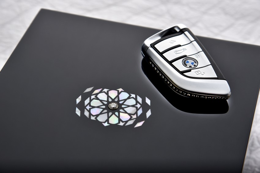 """BMW 7 Series """"Solitaire"""" and """"Master Class"""" editions Image #465050"""