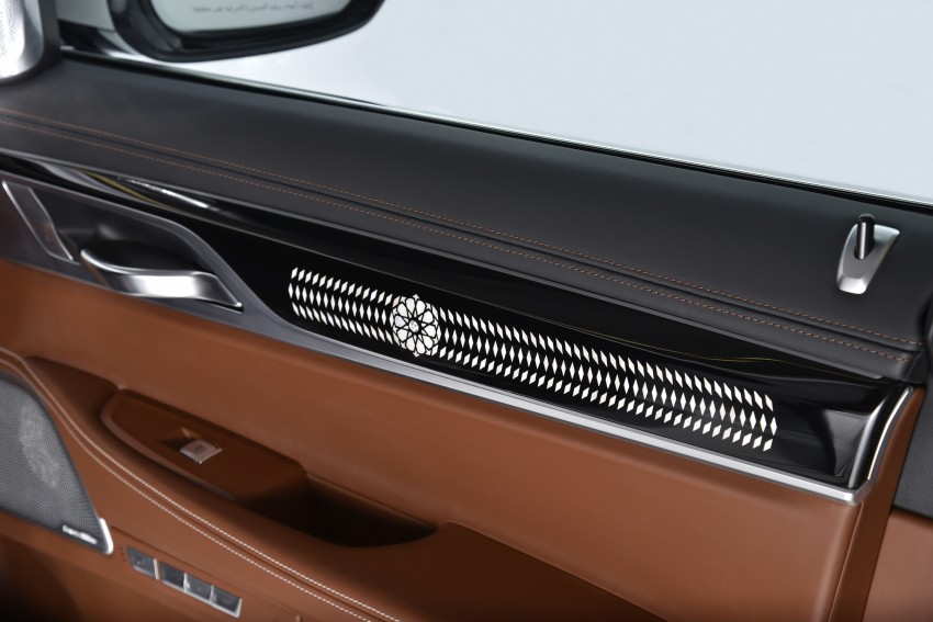 """BMW 7 Series """"Solitaire"""" and """"Master Class"""" editions Image #465053"""