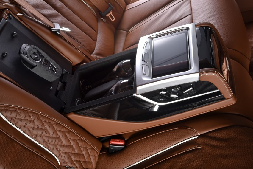 """BMW 7 Series """"Solitaire"""" and """"Master Class"""" editions Image #465056"""