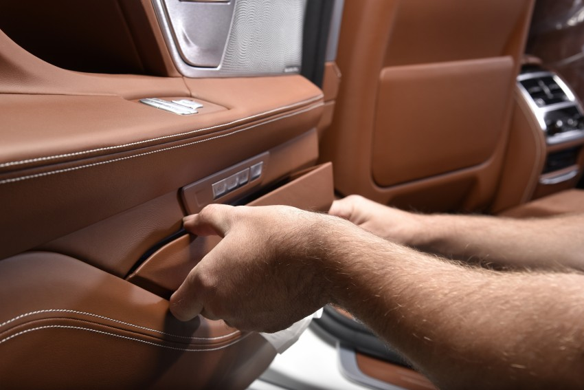 """BMW 7 Series """"Solitaire"""" and """"Master Class"""" editions Image #465035"""
